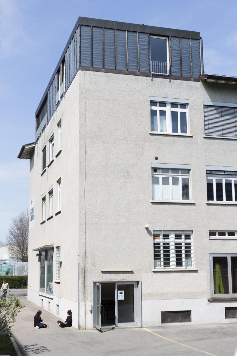 F f schule f r kunst und design flurstrasse 89 8047 for Schule fur kunst und design